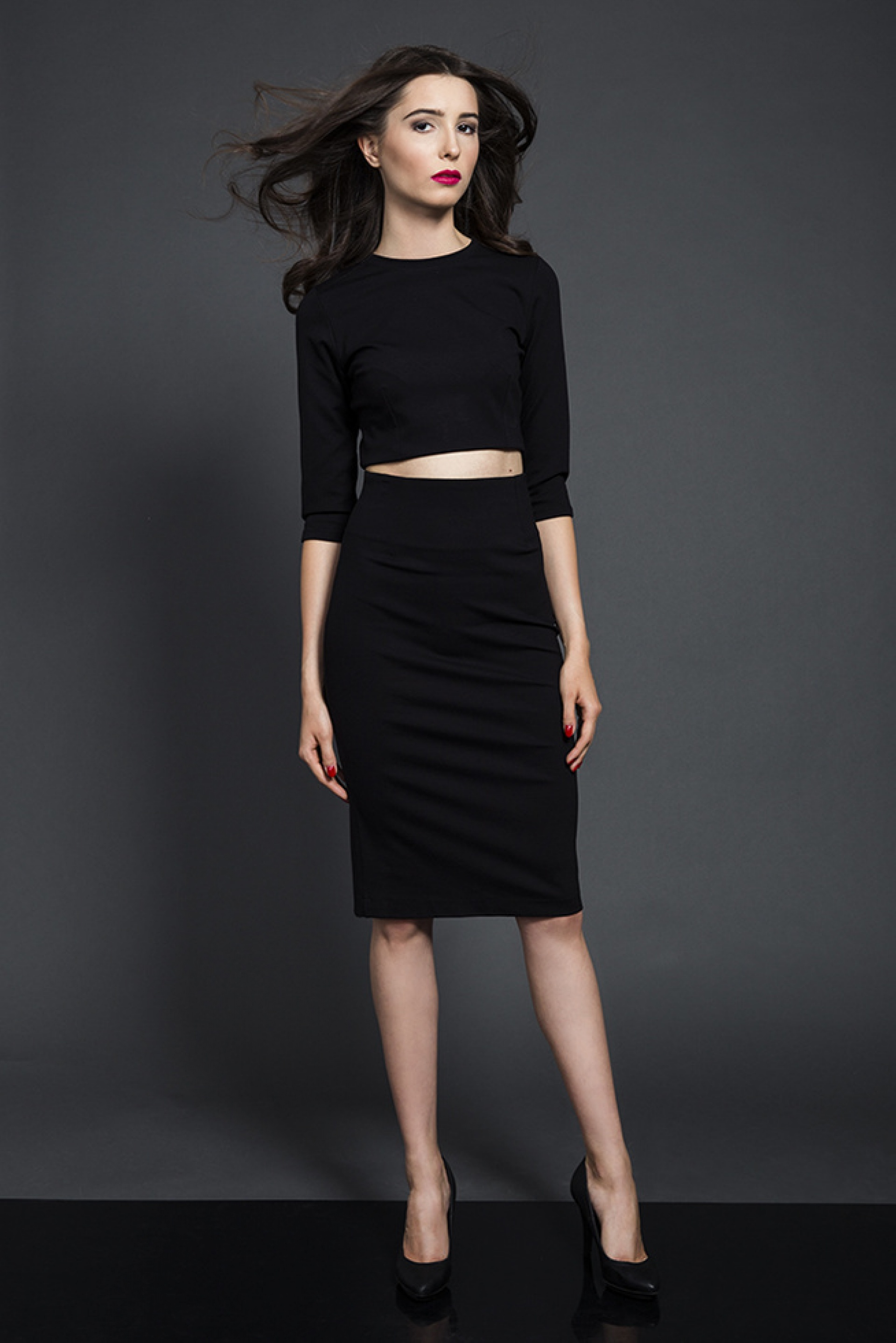 9d2501c30d71cf Sukienka komplet czarny Sukienka komplet czarny ...