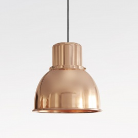Lampa miedziana REFLEX MINI COPPER