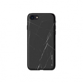 Etui na iPhone BLACK MARBLE