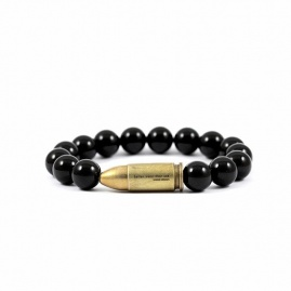 Bransoletka Better Wear Than Use - Onyx Bracelet